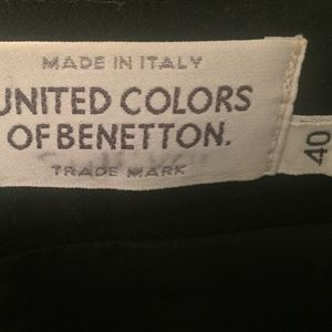 Vintage United Colors of Benetton Skirt SZ 4